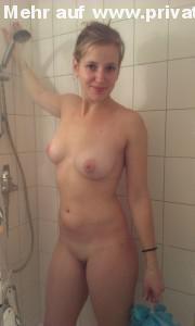 exfreundin nackt in der dusche