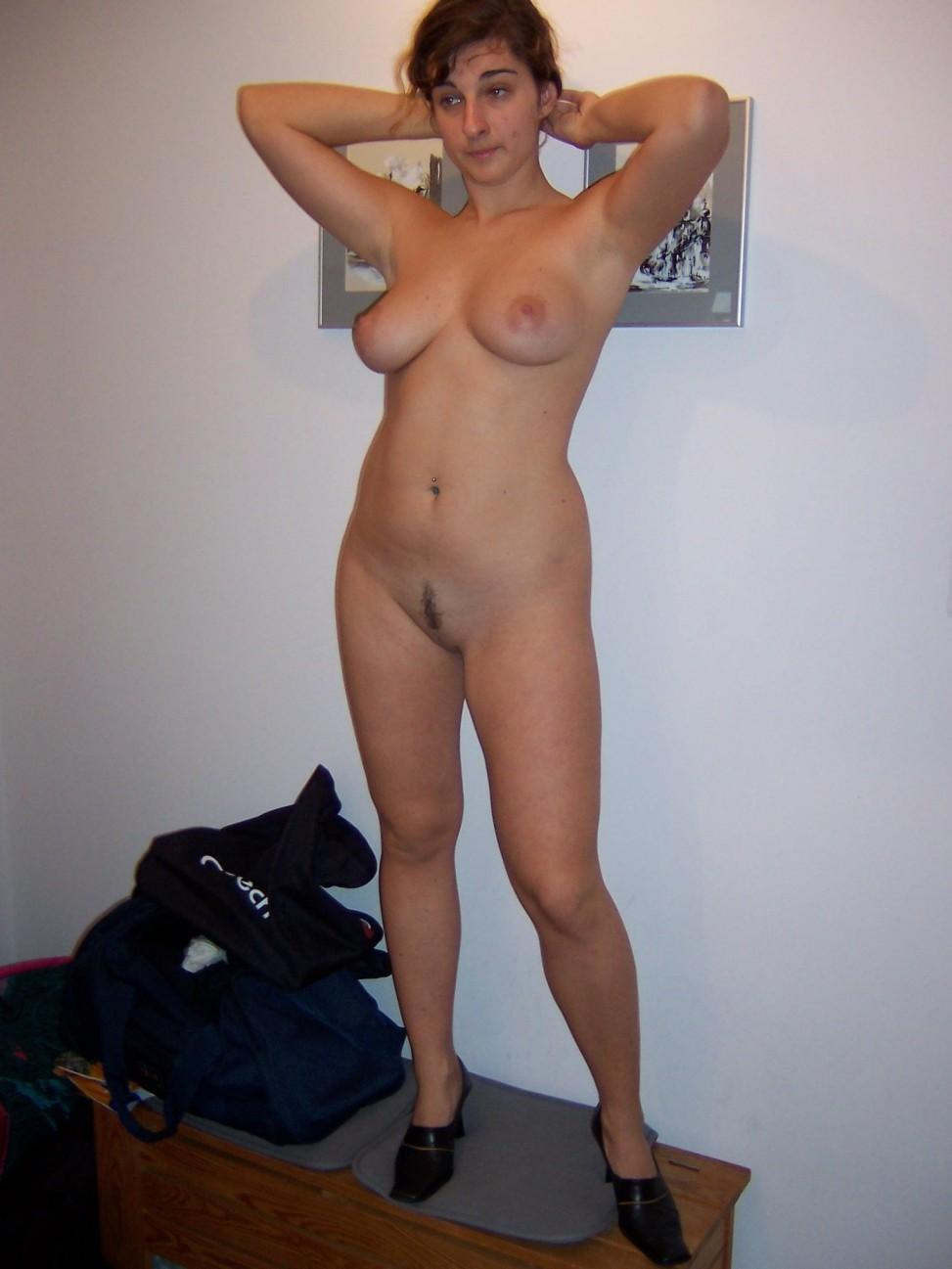 Nackt privat ehefrau Nacktfotos privat