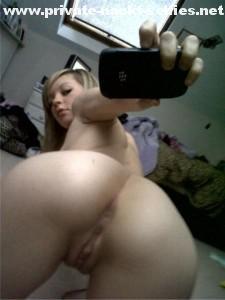 blackberry nackt selfie von ihrem arsch