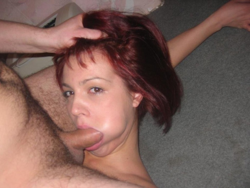 Privater blowjob von dicker hausfrau aus erotik community 4