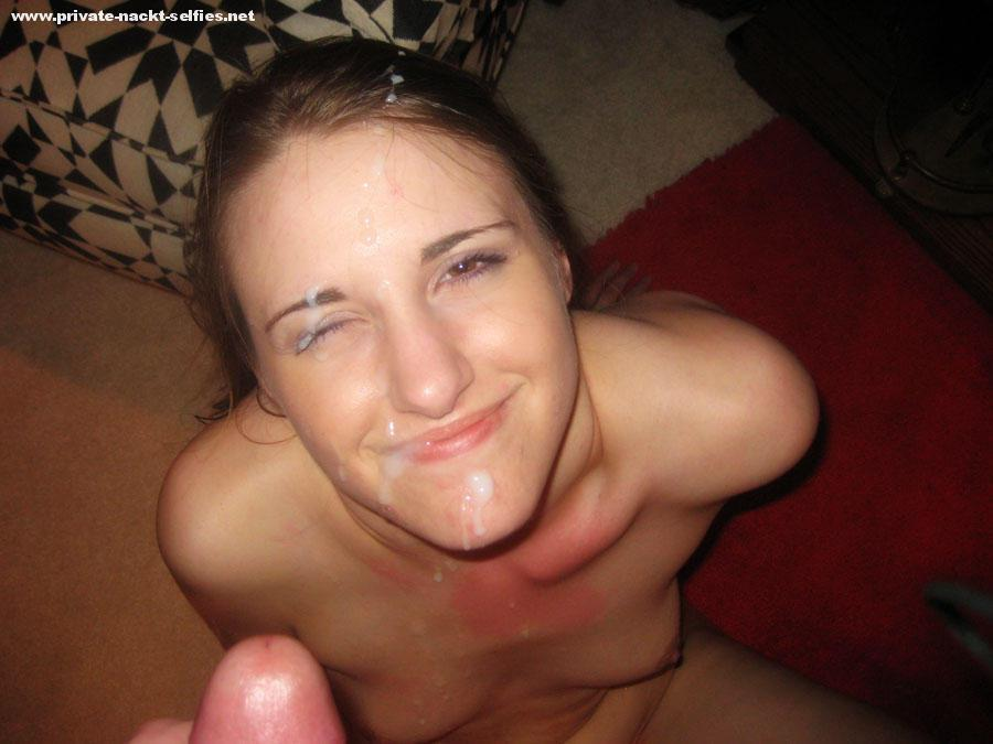 Facial! Babe british bukkake chrissy wanna