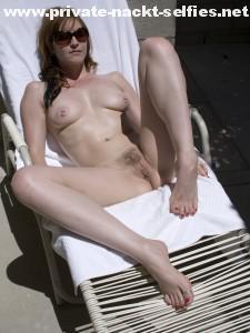 freundin sonnenbad nackt fkk