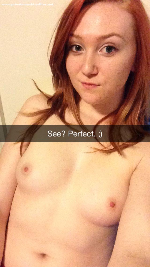 schlampe frau nackt selfies