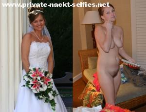 hochzeitsfoto nackt
