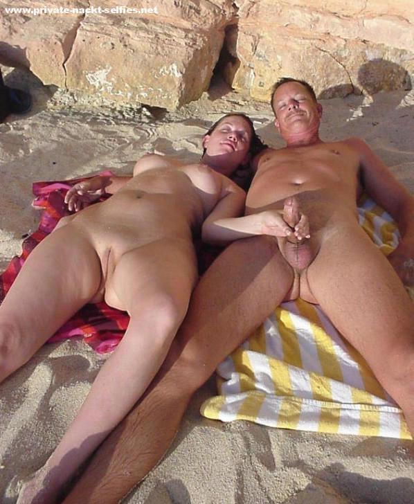 Am strand ficken